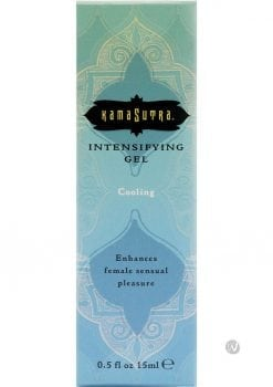 Intensifying Gel - Cooling and Tingling
