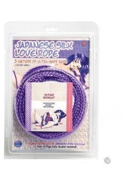 Japanese Love Rope 3m - Purple