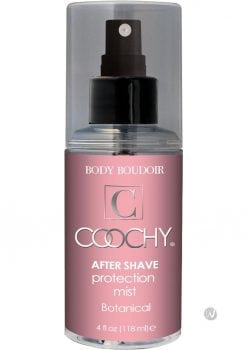 Coochy After Shave Mist Botanical Spray 4 Ounce