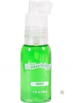 Sweetend Blow Mint Throat Spray