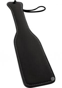 Renegade Bondage Paddle Black