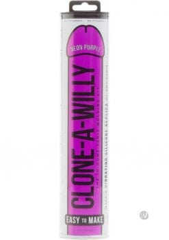 Clone A Willy Neon Purple