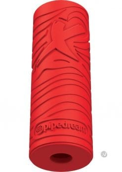 PDX Elite EZ Grip Stroker Red