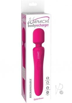 Wanachi Silicone Body Recharger Pink