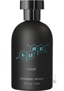Lure Black Label For Him 2.5 Oz