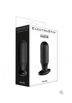 Electrastim Aura Silicone Noir Probe
