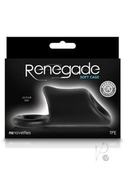 Renegade Soft Cage Black