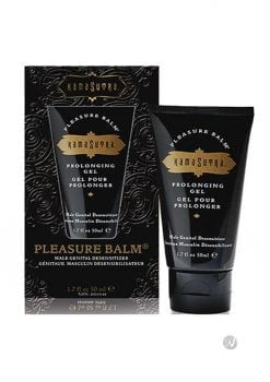 Pleasure Balm Prolong Male Desensitizer