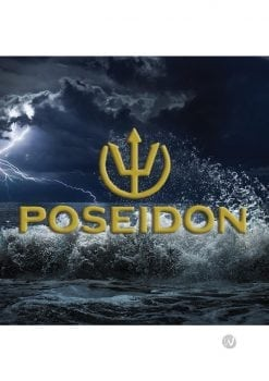 Poseidon Platinum 10000 Red Male Stamina Supplement 6 Pills Per Bottle