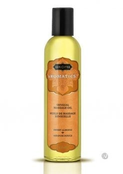 Aromatic Massage Oil Sweet Almond 2 Oz