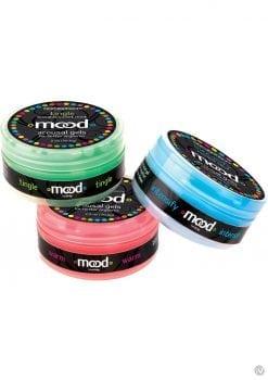 Mood Arousal Gels 3 Per Pack