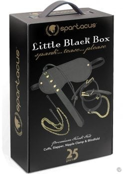 Spartacus Premium Kink Kit Black Box