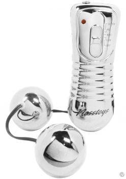 Nen Wa Balls 6 Waterproof Silver