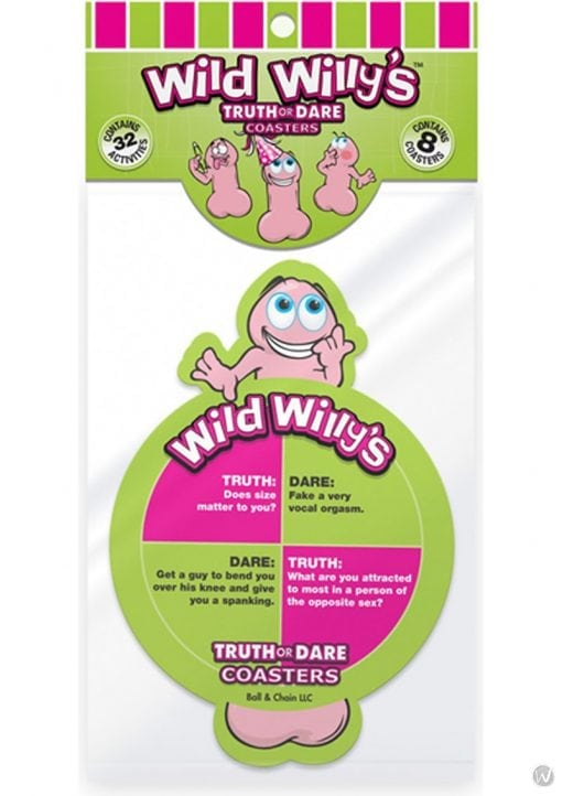 Wild Willy`s Coasters