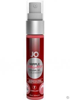 Jo Nipple Tittilator Enhancement Gel Strawberry