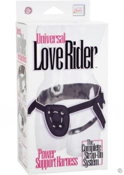 Universal Love Rider Power Support Harness Adjustable Strap-On