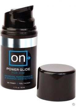 On Power Glide For Him Counter Display Refill 1.7 Ounce 12 Each