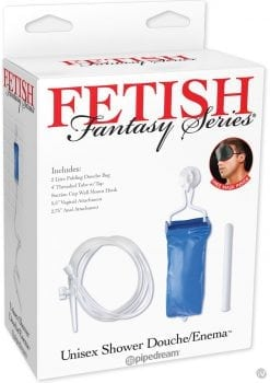 Fetish Fantasy Unisex Shower Douche/Enema Kit