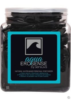 Erosense Aqua Lube 100 Each Per Bowl