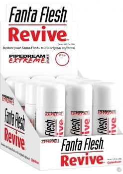 Pipedream Extreme Fanta Flesh Revive Powder 12 Each Per Counter Display