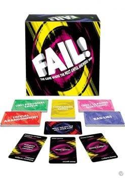 Fail Card Game