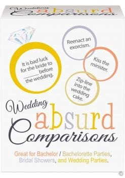 Wedding Absurd Comparisons Game