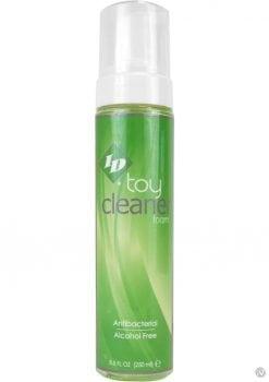 ID Toy Cleaner Foam Antibacterial 8.5 Ounce Pump