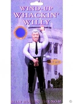 Wind-Up Wackin Willy Doll