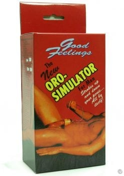 THE ORO STIMULATOR MASTURBATOR FOR MEN