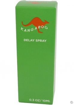 Kangaroo Delay Spray 6 Each Per Counter Display