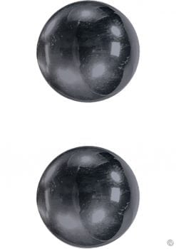 Nen-Wa Mini Magnetic Hemitite Balls Waterproof .98 Diameter 2 Each
