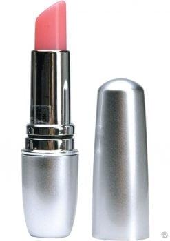 Grrl Toyz Incongnito Lipstick Vibrator Waterproof 3.75 Inch Hot Pink