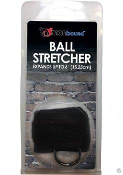 Manbound Ball Stretcher Black