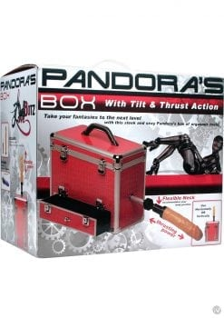 Love Botz Panodra`s Box Sex Machine