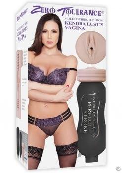 Kendra Lust Perfect Stroke Vagina Masturbator