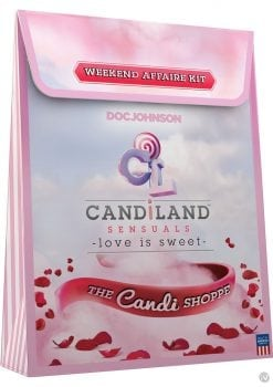 Candiland Weekend Affaire Kit