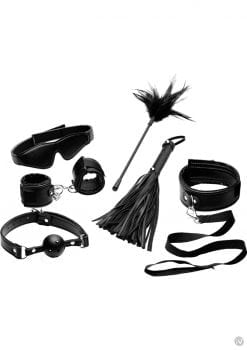Frisky Tame Me 8 Piece Beginner Bondage Set