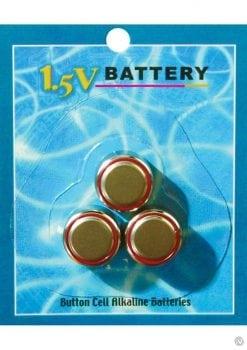 1.5v Watch Battery 3 Pack