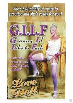 G I L F Inflatable Love Doll