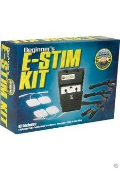 Zeus Beginners Estim Power Unit Kit Black