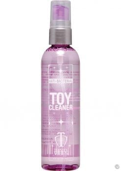Trinity Vibes Anti-Bacterial Toy Cleaner 4 Ounce Spray