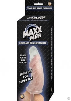 Maxx Men Compact Penis Extender Clear
