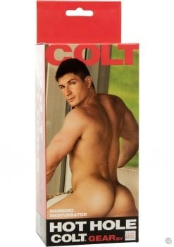 Colt Hot Hole Warming Ass Masturbator Flesh 5.75 Inch