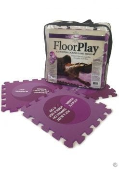 Behind Closed Doors Floor Play Game For Couples