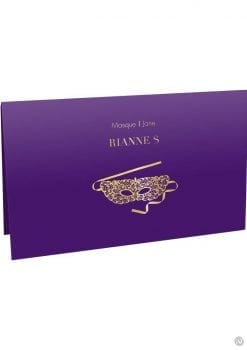 Rianne S Masque I Jane Black