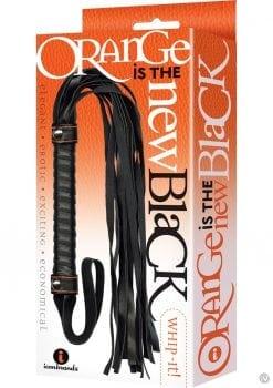 Orange Is The New Black Whip It Flogger