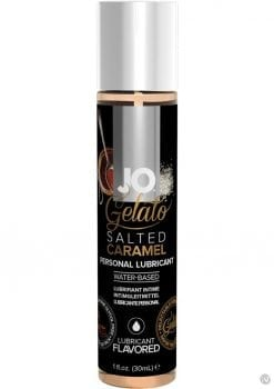 Jo Gelato Water Based Personal Lubricant Salted Caramel 1 Ounce Bottle