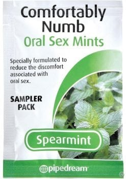 Comfortably Numb Mints Spearmint Sampler