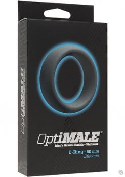 Optimale C-Ring Silicone 50 MM Slate