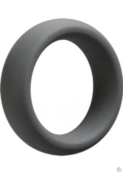 Optimale C-Ring Silicone 55 MM Silver